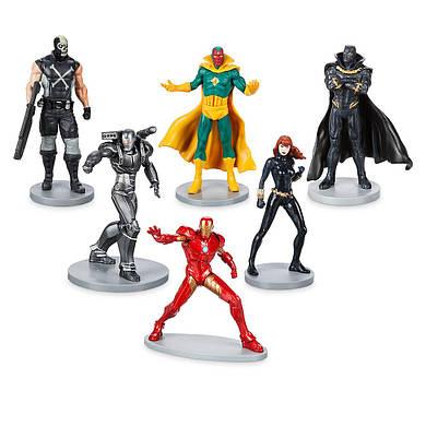 Набор фигурок Мстители Дисней / Avengers Marvel Play Set Disney