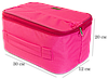 Набор дорожных органайзеров Standart (розово-бежевый), фото 8