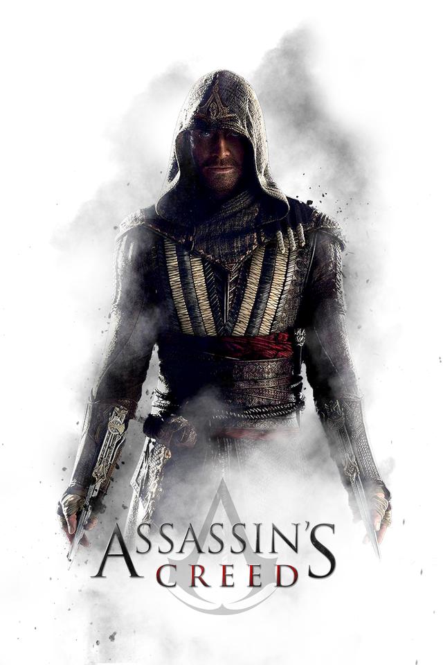 Постер из фильма Assasin's Creed