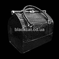 Саквояж для материалов и инструментов черный