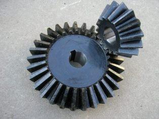Шестерня привода редуктора однорядной картофелекопалки (малая)