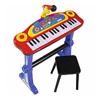 Музыкальный инструмент Клавишные-парта, 55 см, Simba (6838629)