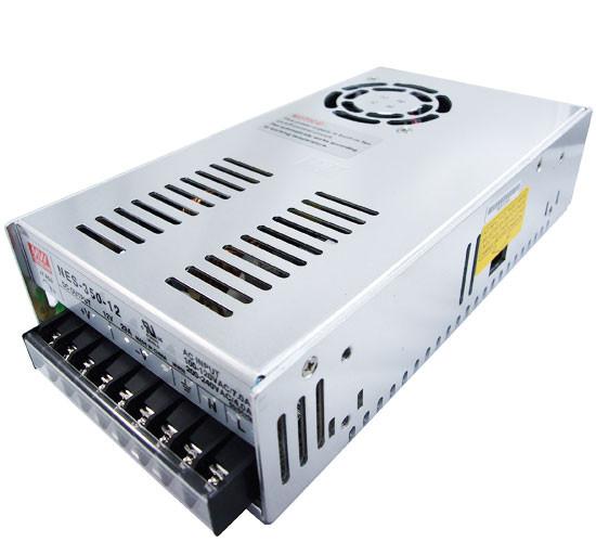Блок живлення NES-350-12 12вольт 350Вт 29а IP20 3214