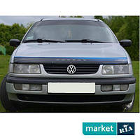 Дефлекторы капота Volkswagen Passat 1993-1997