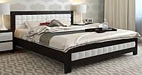 Кровать из массива дуба Арт-7 двуспальная