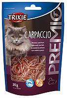 Trixie TX-42707 PREMIO Carpaccio 20г*2шт- лакомство для кошек с уткой и рыбой