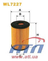WL7227 Фильтр масляный