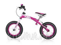 705 Беговел Milly Mally Young (розовый(Pink))