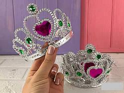 Корона карнавальная с камнями