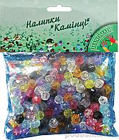 Набор для творчества Пластиковые бусинки 35г 1 Вересня 1-950562