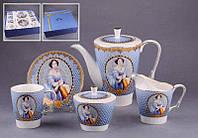 Чайный сервиз Lefard Элизабет на 15 предметов 85-1140
