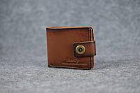 Классическое портмоне с монетницей | Италия Коричневый, фото 1