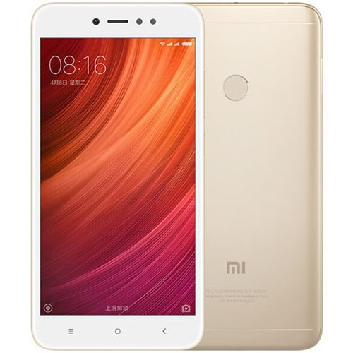 Смартфон Xiaomi Redmi Note 5A 3/32GB (Gold)