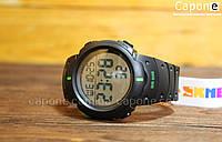 Оригинальные часы Skmei 1068 Green / Водостойкие, противоударные спортивные часы !