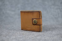 Классическое портмоне с монетницей | Италия Орех , фото 1