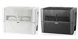 Увлажнители воздуха Venta LW45 черный/белый