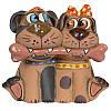 Копилка Собачки Лелик и Болик, фото 3