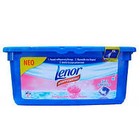 Lenor 3 в 1 Капсулы для стирки 27 шт