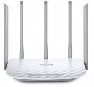 Беспроводной двухдиапазонный маршрутизатор tp-link archer c60 ac1350 wireless dual band router на 5 антенн