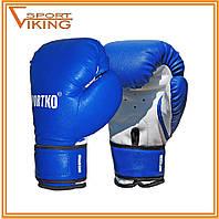 Перчатки боксерские кожвинил Sportko 8 унций (три цвета), фото 1