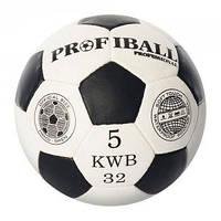 Мяч футбольныйOFFICIAL 2501-1A