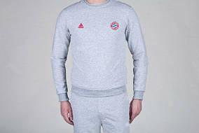 Спортивный костюм Adidas-Bayern, Бавария, Адидас, серый, К780
