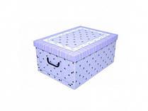 Короб для хранения Delia 51х37х24см
