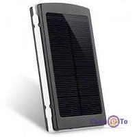 Портативна зарядка PowerBank Solar25000 на сонячній батареї, 1001564