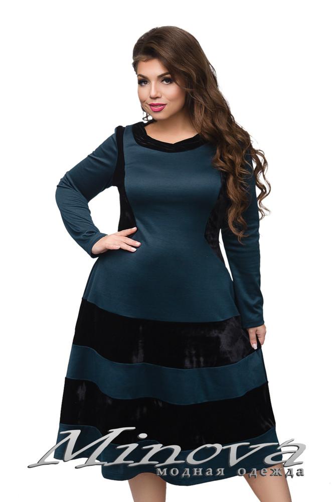 Романтичное женское платье 50-56