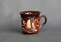 Чашка кофейная роспись глянец