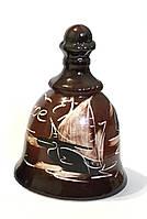 Колокольчик керамический рисованый Море