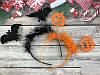 Обруч карнавальный Halloween Хэллоуин, только упаковкой по 12 штук