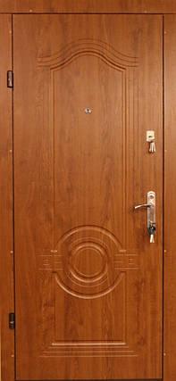 Металлические входные двери в квартиру Редфорт Лондон МДФ, фото 2