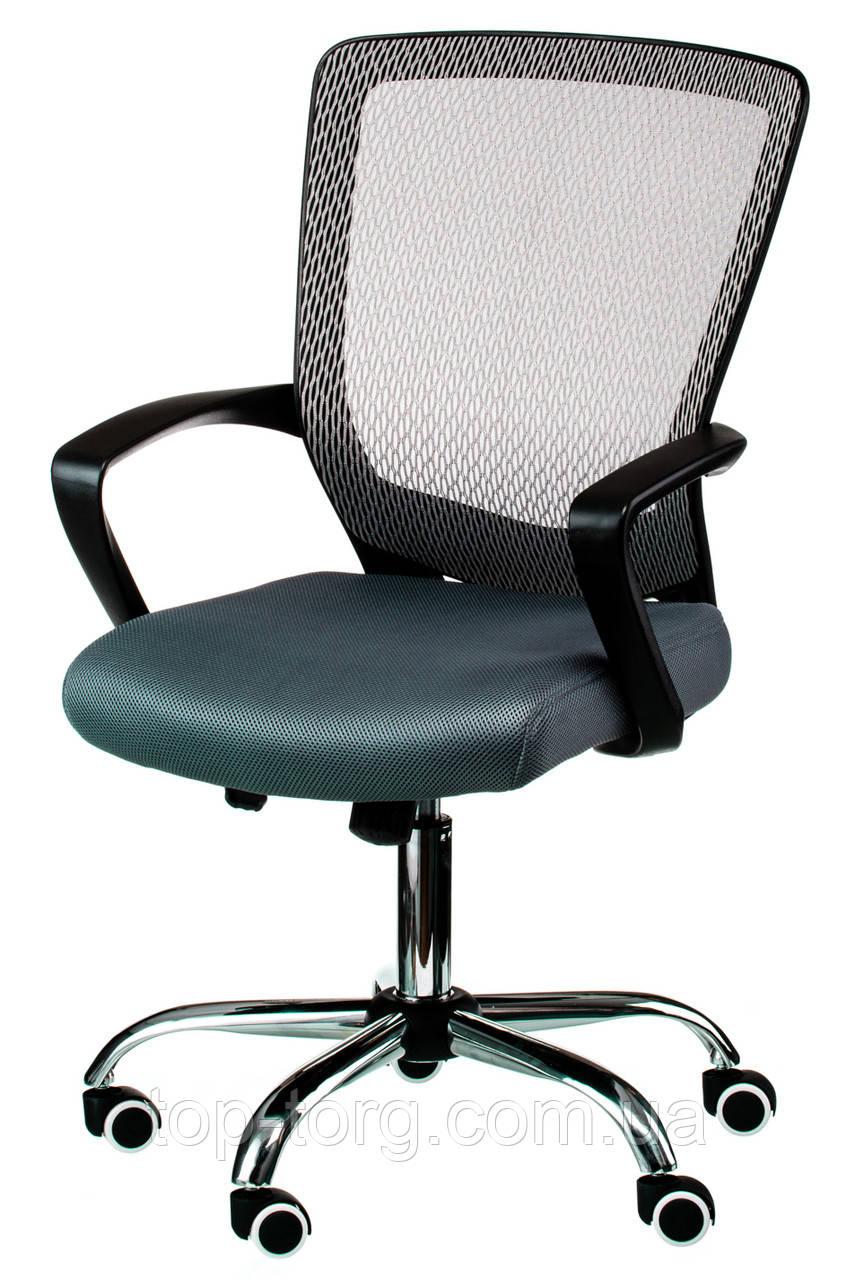 Крісло офісне Marin grey, колір сірий