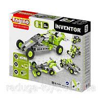 Конструктор серии INVENTOR 8 в 1 Автомобили Engino (0831)