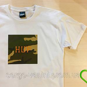 Huf military • футболка белая мужская • оригинальная бирка