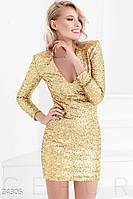 Роскошное вечернее платье-туника-НОВИНКА!
