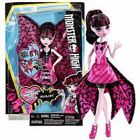 Monster High! Кукла Дракулаура - Летучая Мышь dnx65