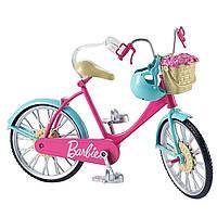 """Велосипед для куклы Барби """"Дом мечты""""  DVX55"""