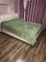 Покрывало на кровать 220х240 травка