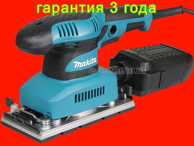 Професійна вібраційна шліфмашинка Makita BO3710