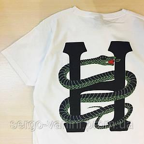 Huf футболка белая • бирки фотки реальные