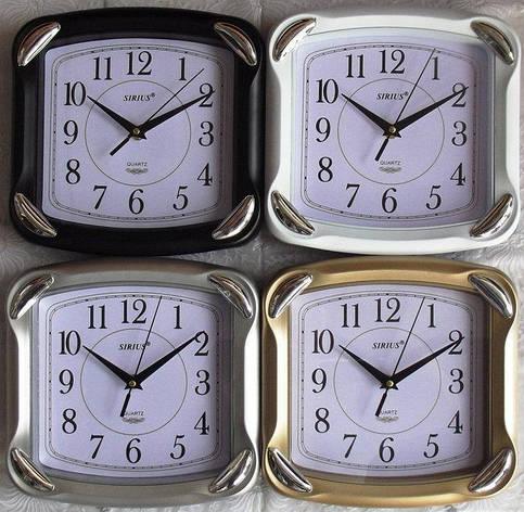 Часы настенные  для дома и офиса SI-A035, фото 2