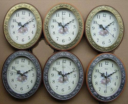 Часы настенные SIRIUS для дома и офиса RL-S72-W, фото 2