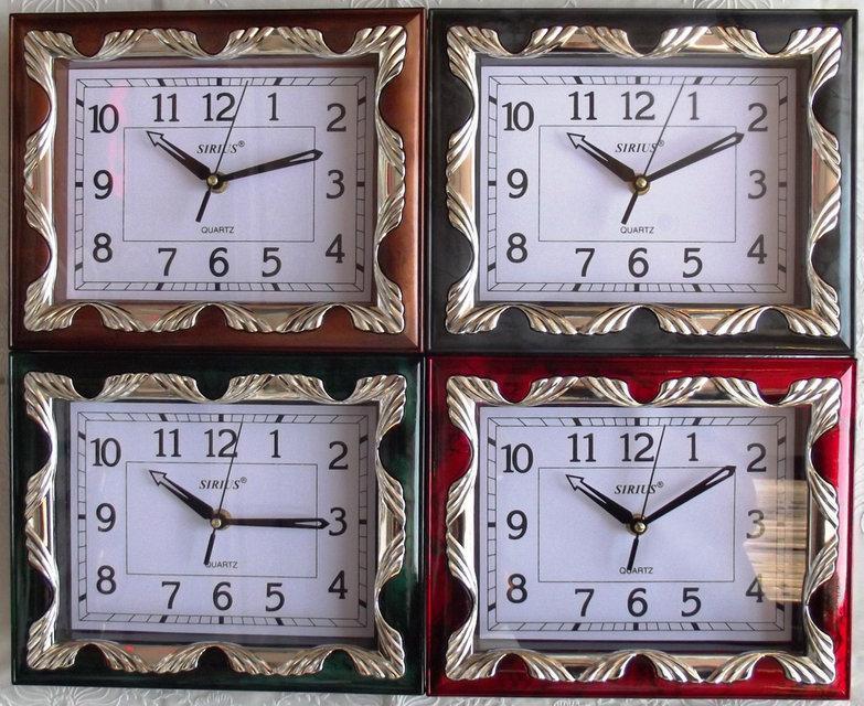 Часы настенные SIRIUS для дома и офиса SI-B420