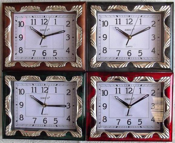 Часы настенные SIRIUS для дома и офиса SI-B420, фото 2