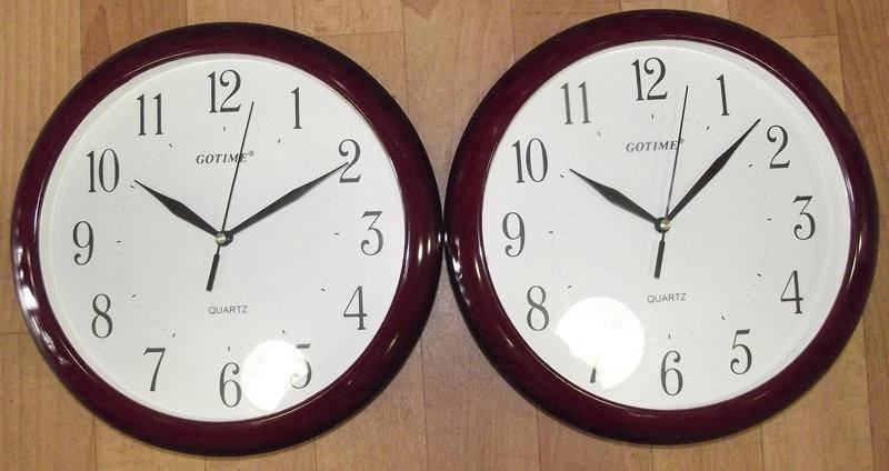 Часы настенные GoTime  для дома и офиса GT-2741W, фото 2