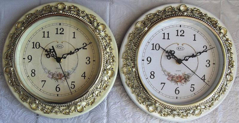 Часы настенные R*L для дома и офиса RL-S80, фото 2