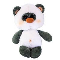 Мягкая игрушка Левеня Медвежонок Смолли 28 см