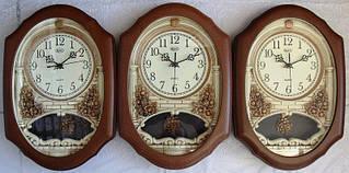 Часы настенные R*L  для дома и офиса RL-M812 sound